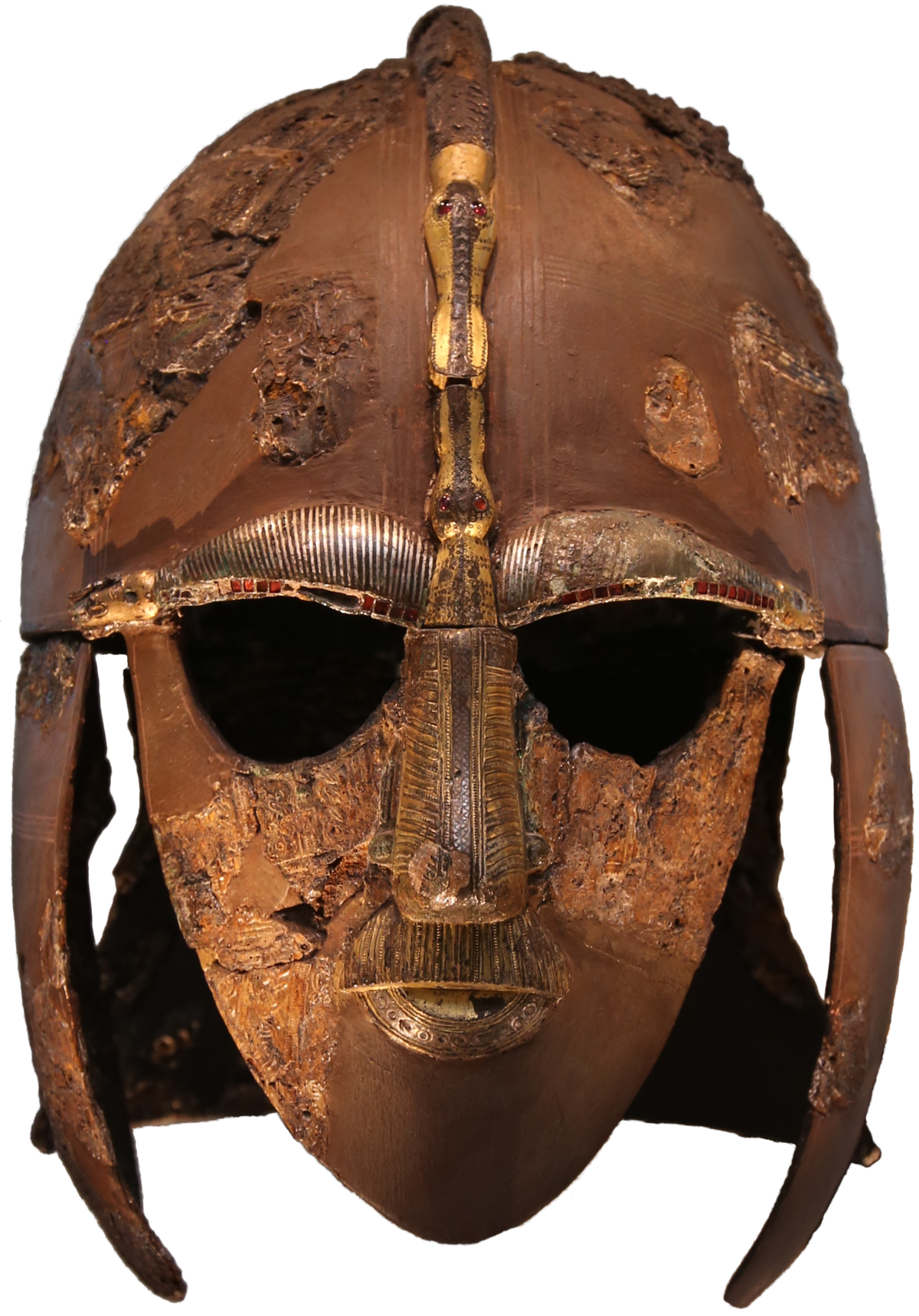 Sutton hoo wikipedia . Iron helmet png clip library