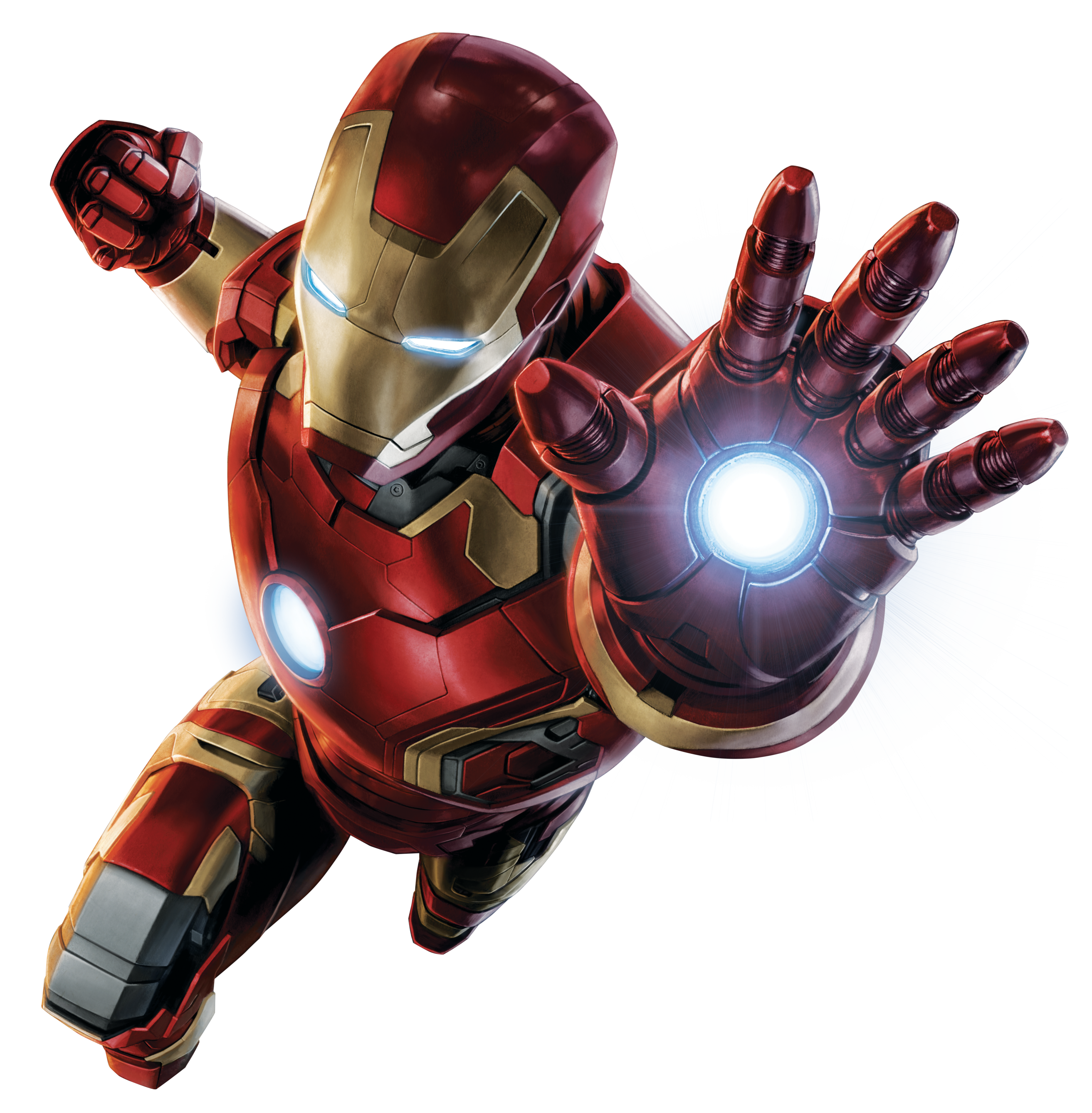 ironman hand png