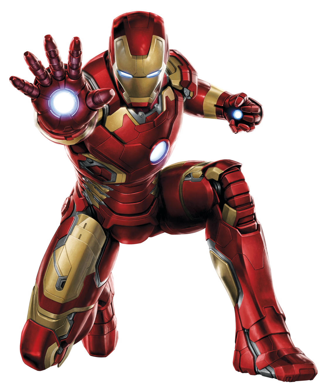 ironman full body png