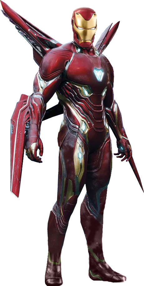 Avengers clip infinity war. Iron man png by