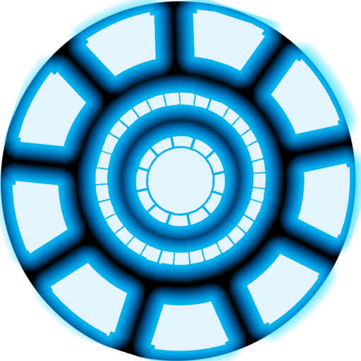 Ironman arc reactor png. Apps on google play