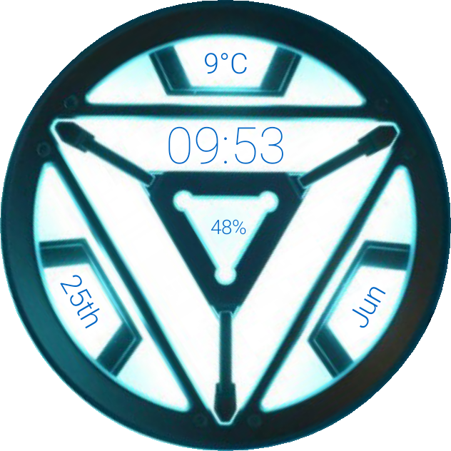 Ironman arc reactor png. Mk updated for moto