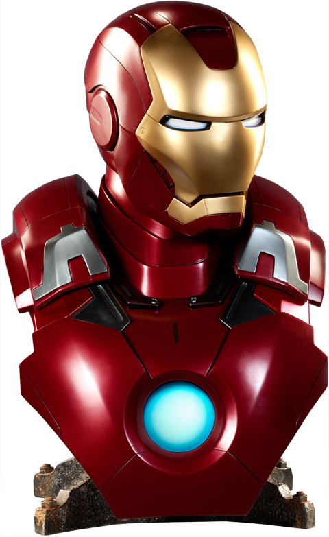 Iron man chest png. Marvel mark vii life
