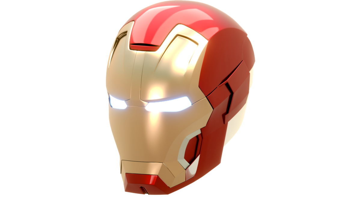 Iron man helmet png. Mark by newdeal on