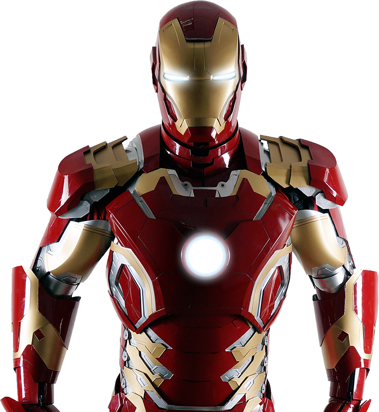 Ironman png images free