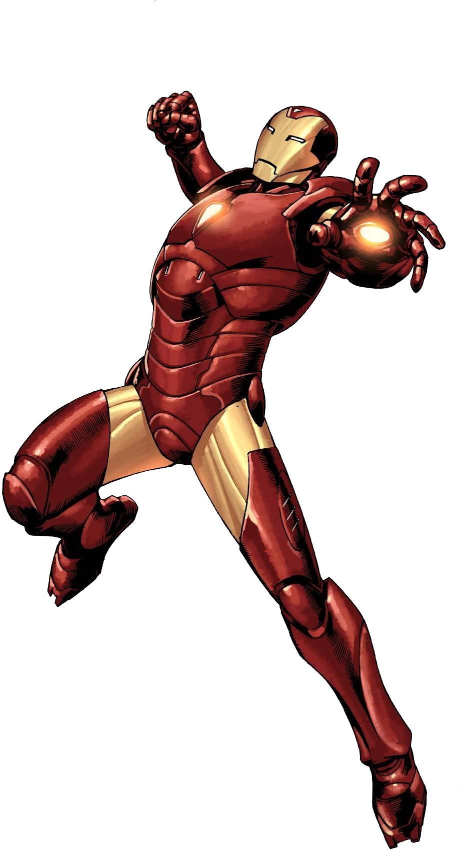 Transparent comic iron man. Ironman png image purepng