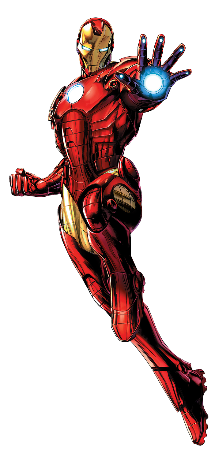 Transparent comic iron man. Fatal fiction fanon wiki