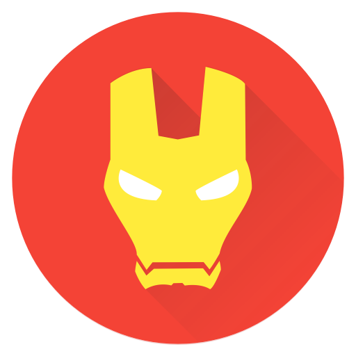 Ironman icon png. Superhero by sagar unagar