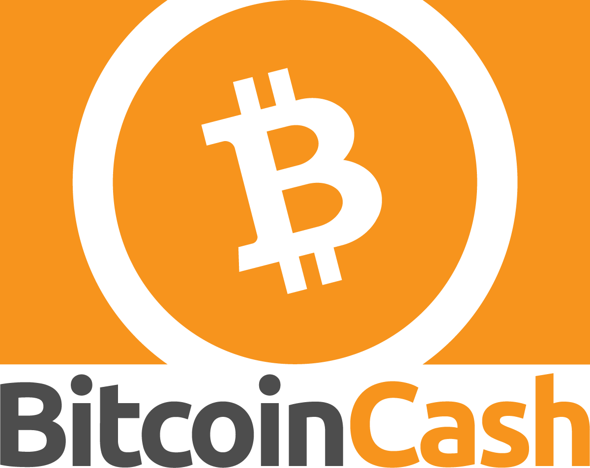 Is png a vector. Bitcoin cash logos graphics