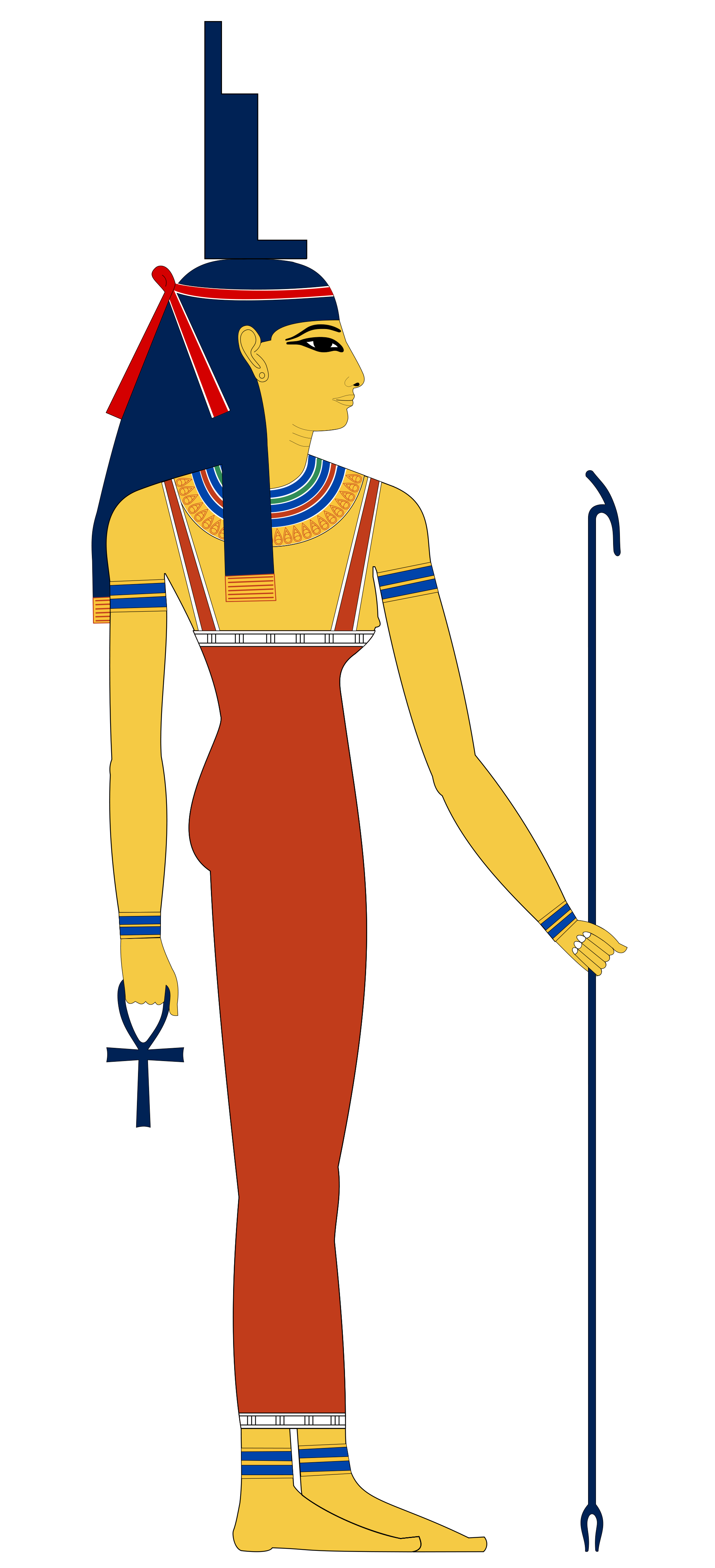 File svg wikimedia commons. Isis drawing egyptian art png transparent