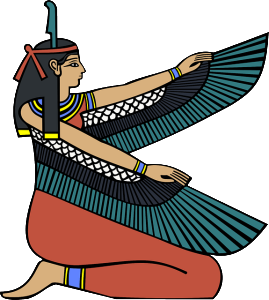 Ancient egypt for kids. Isis drawing egyptian sphinx picture transparent library