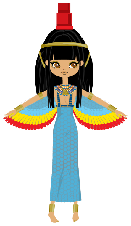 Goddess by marasop on. Isis drawing egyptian art png transparent