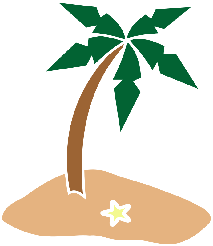 8 bit palm tree png