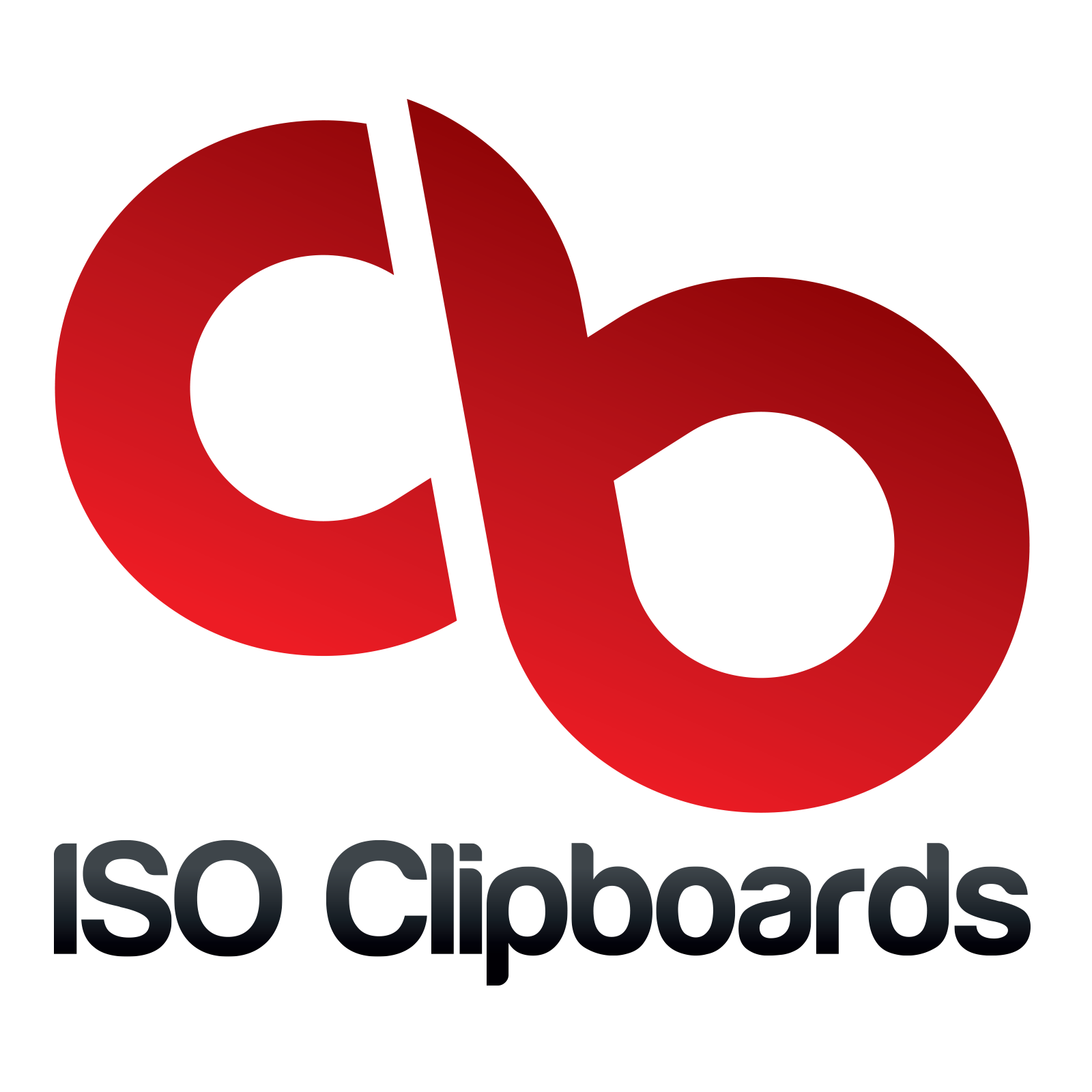 Iso clip surface. Clipboards