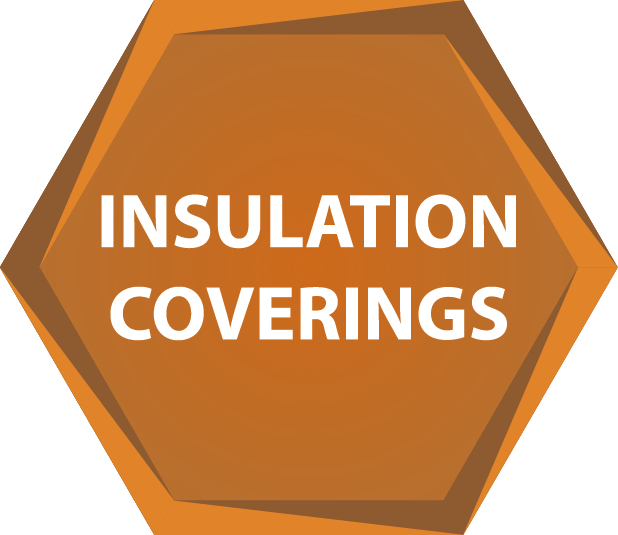 Iso clip thermal. Insulating coverings exoterm it
