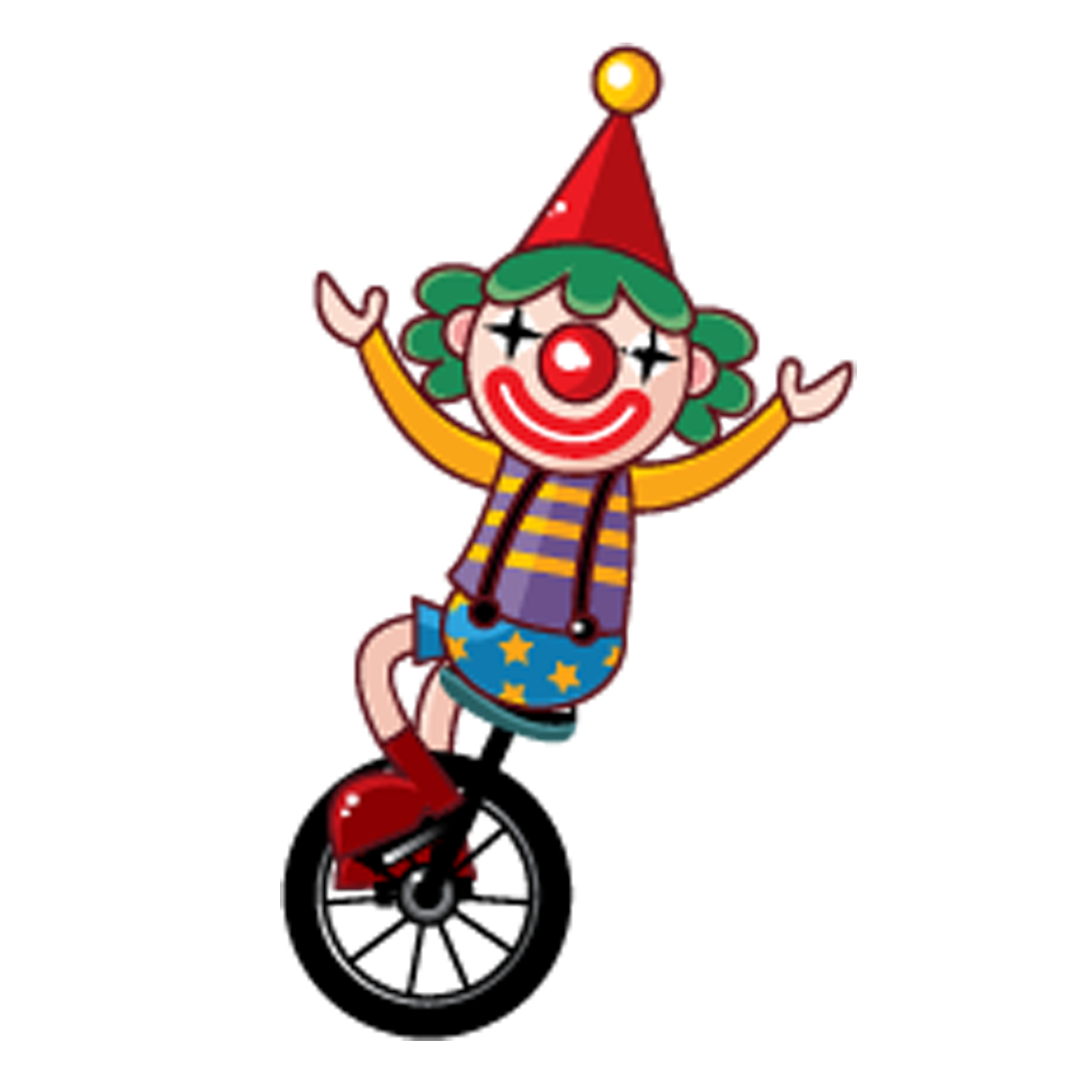 Pennywise the clown drawing png vector. Circus cartoon illustration transprent