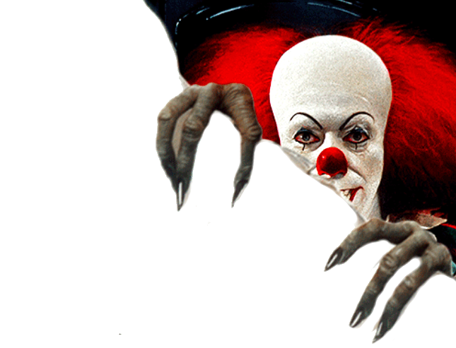 It pennywise png. Psd official psds