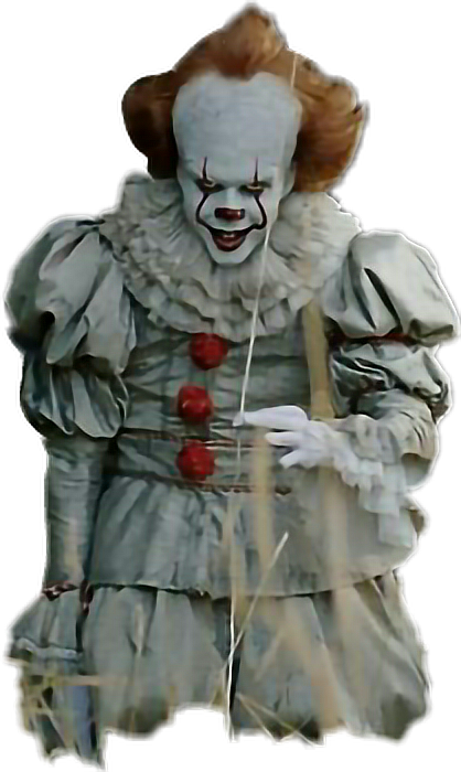It pennywise png. Sticker by liv sign