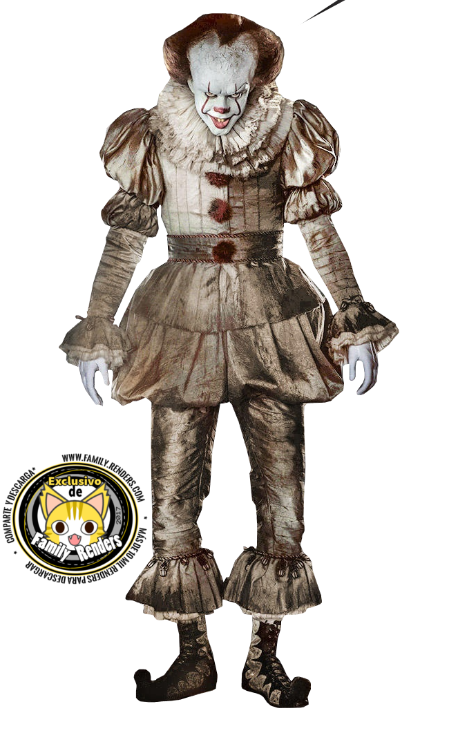 It pennywise png. Render