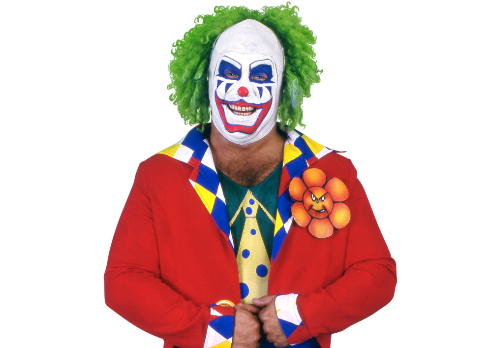 It the clown png. Image doink pro wwe