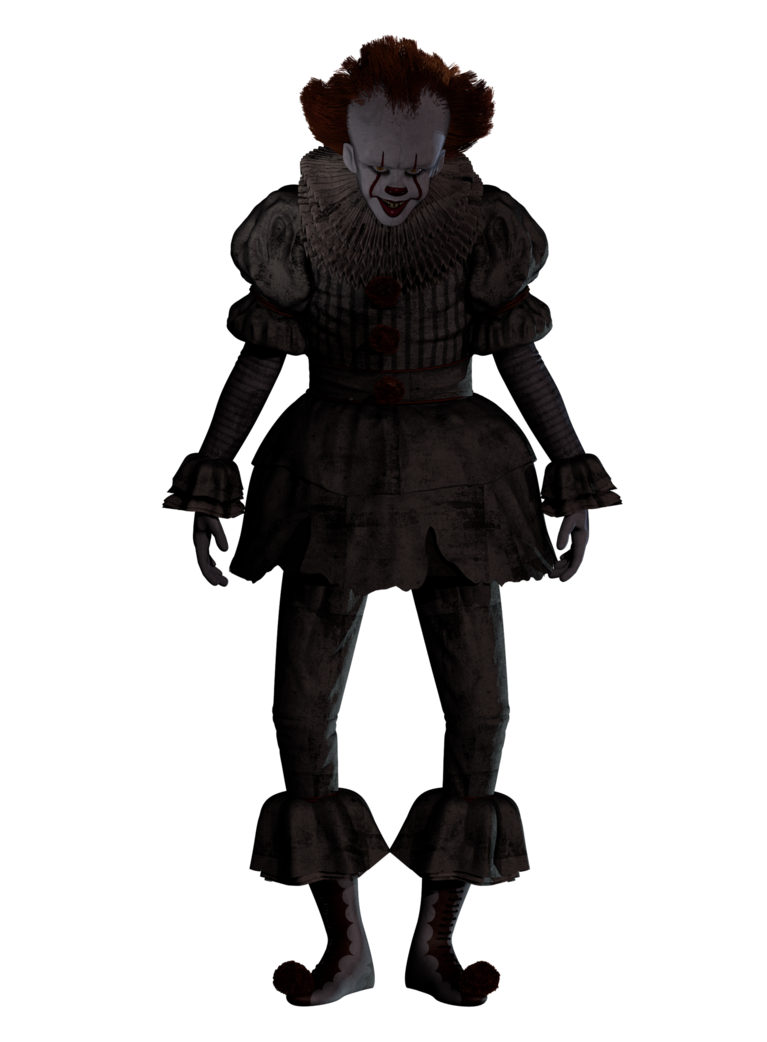It the clown png. Pennywise dancing by lookslikeloe