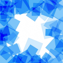It vector background. Blue pictures and cliparts