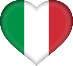 Italian flag png. Italy clipart country flags