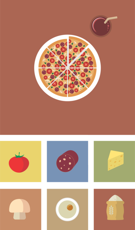 Pizza clipart pizza restaurant. Fast food pepperoni free