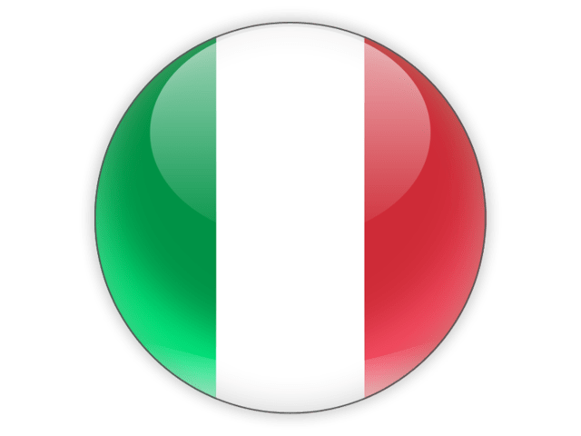 Italian flag png. Icon transparent stickpng download