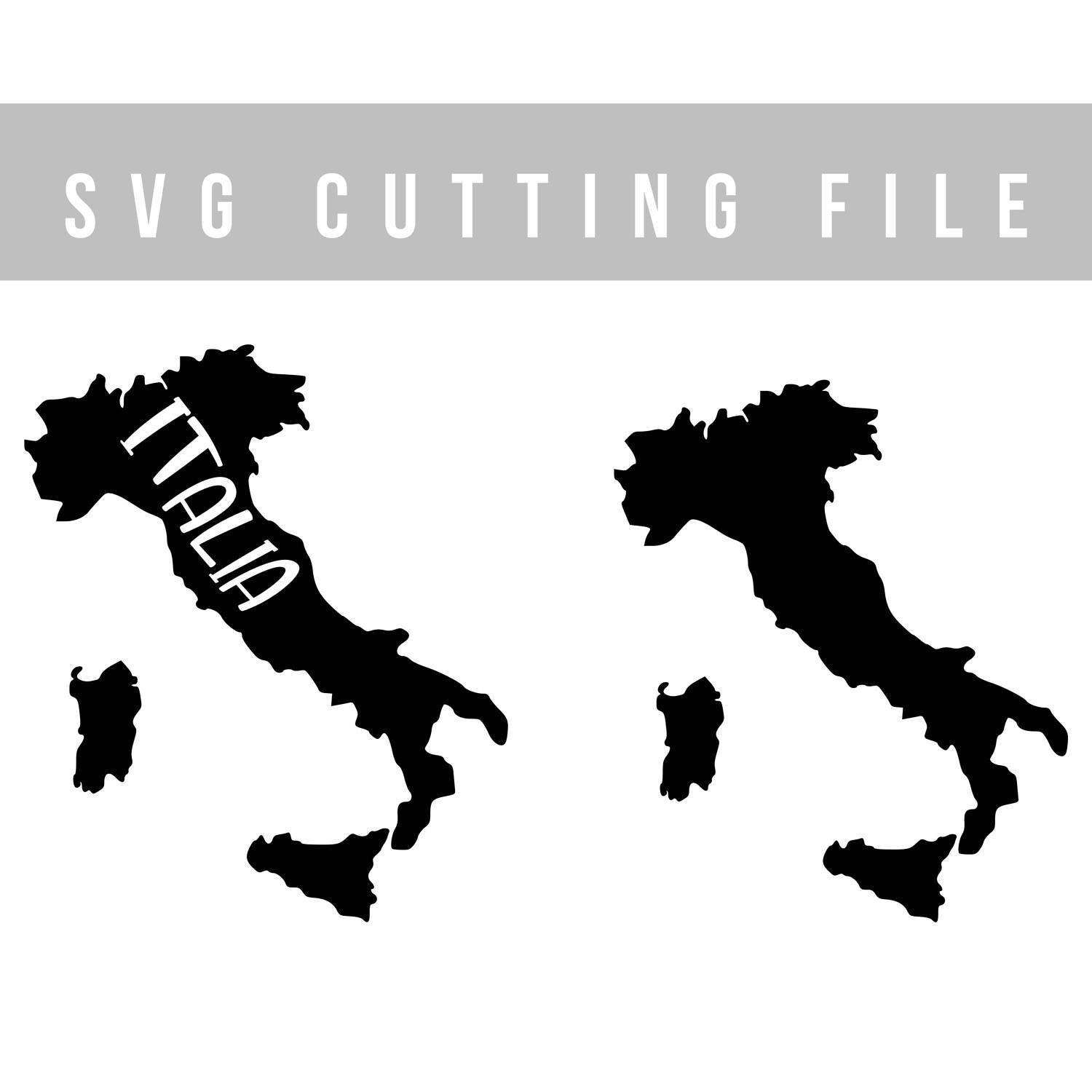 Italy clipart svg. Italia file map cutting