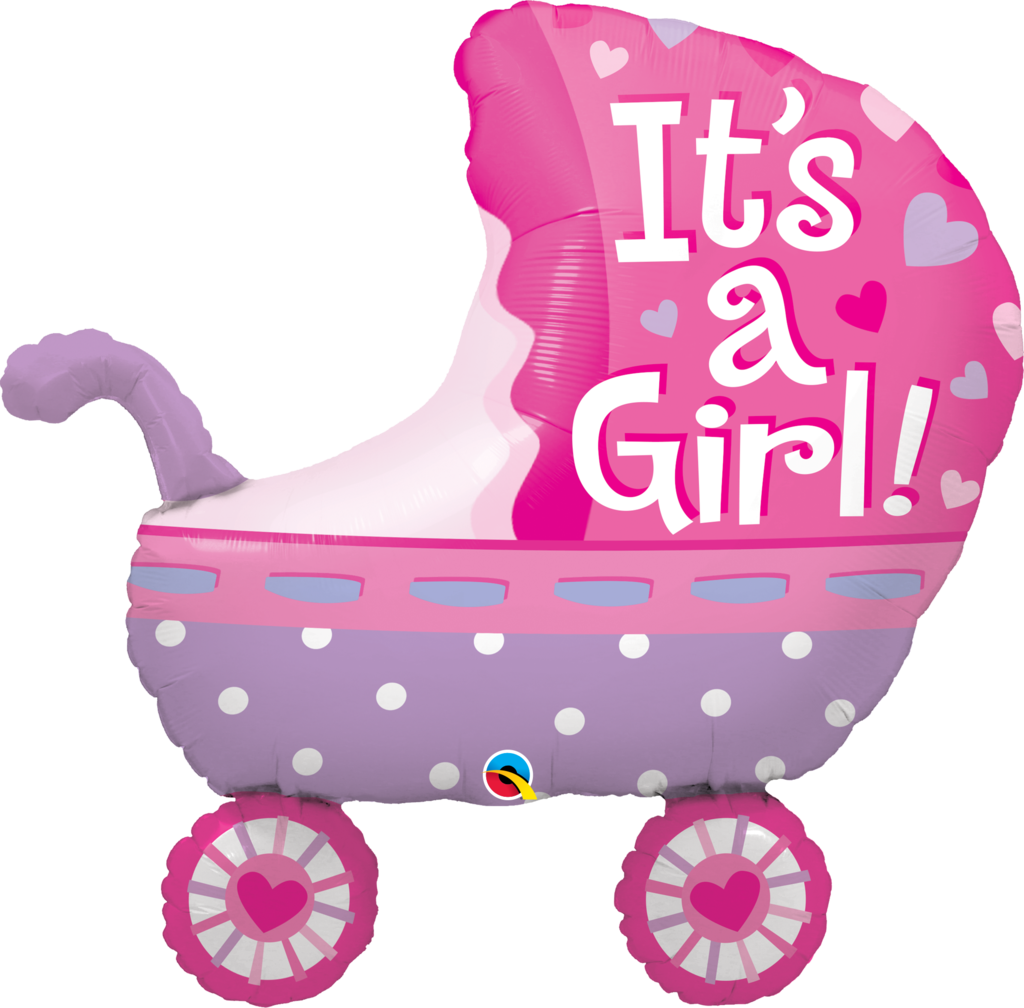 Its a girl png. It s baby stroller