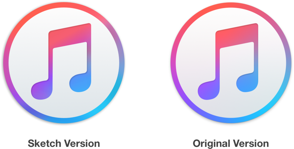 Itunes app icon png. Recreating the new murphy