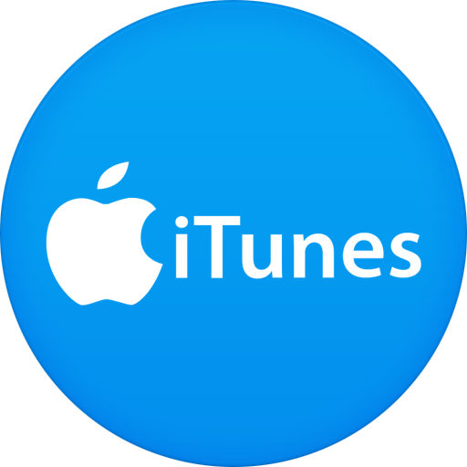 Itunes png icon. Button technology association of