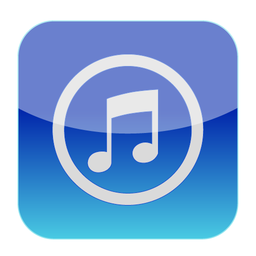 Itunes download png. Icon free social media