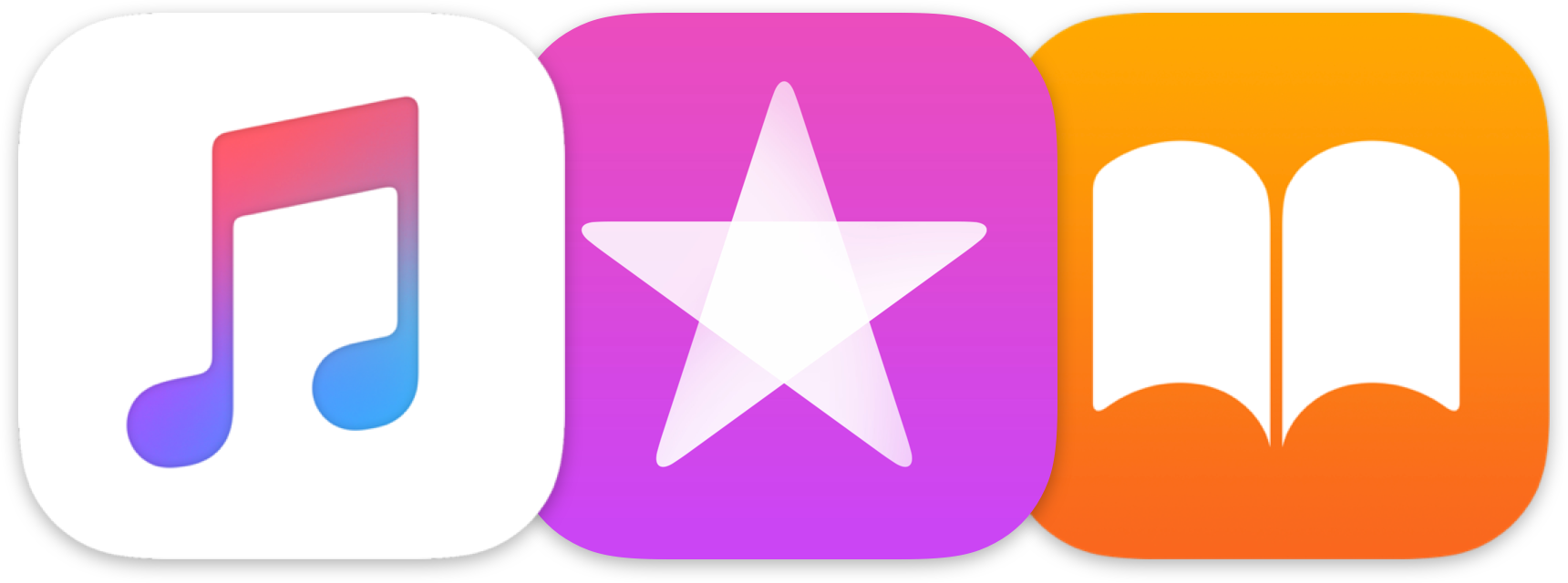 Apple itunes logo png. And books store badges