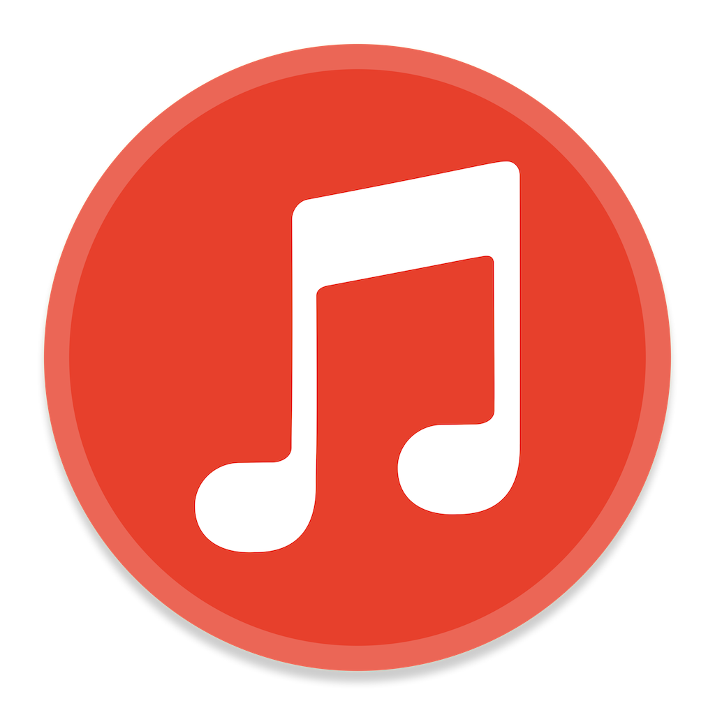 Itunes png icon. Button ui system apps