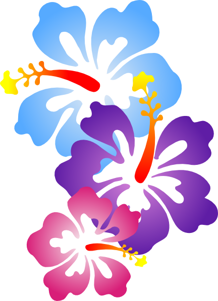 Ivy clipart flower. Hibiscus clip art at