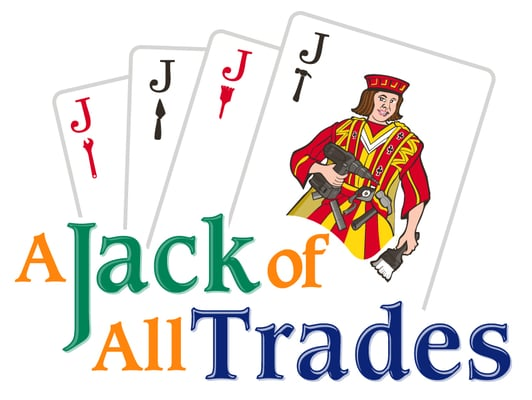 Jack clipart all trade. A of trades jax
