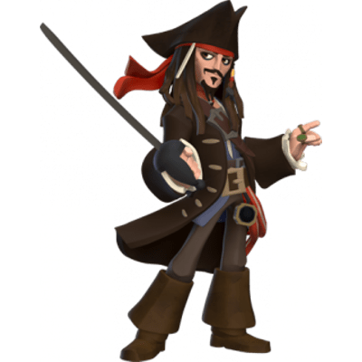 Jack clipart transparent. Pirates of the caribbean