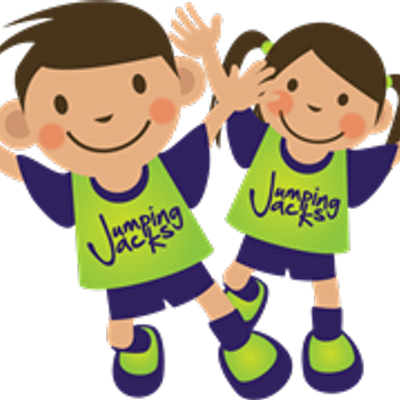 Jack clipart transparent. Jumping jacks abc jj
