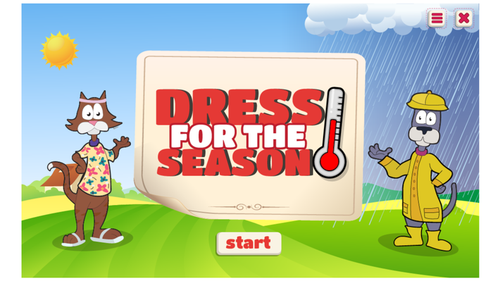 Jacket clipart hot weather clothing. Dress for the season