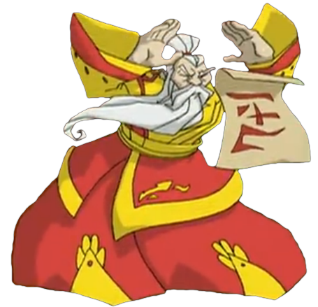 Jackie chan confused png. The eight immortals adventures