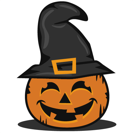 hat svg pumpkin