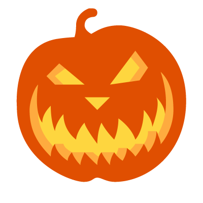 Jackolantern vector. Millions of png images