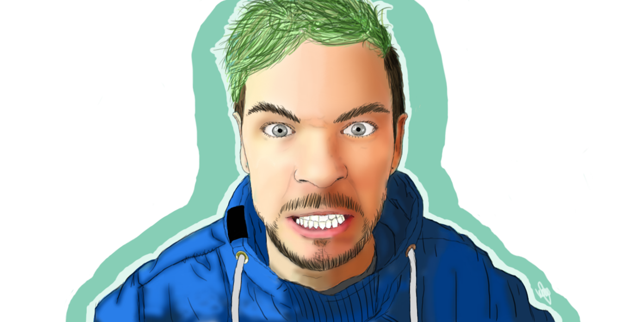Jacksepticeye face png. Dis ma angry by