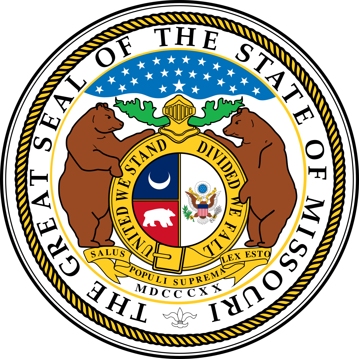 Great seal of florida png. Missouri wikipedia