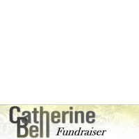 Jag catherine bell. Fundraiser support campaign twibbon
