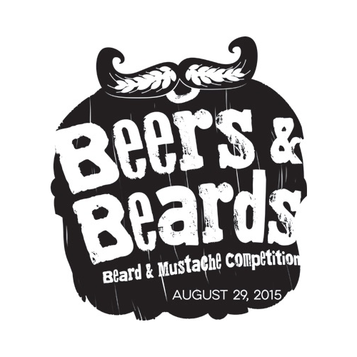Jalapeno clipart mustache. Beers and beards saturday