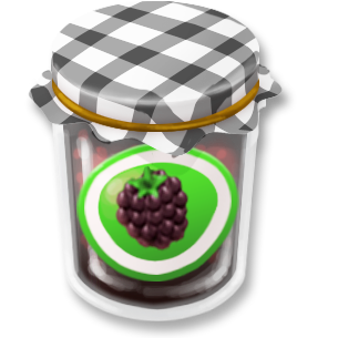 Jam clipart blackberry jam. Jelly free on dumielauxepices