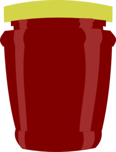 Jam clipart strawberry jelly. This is my clip